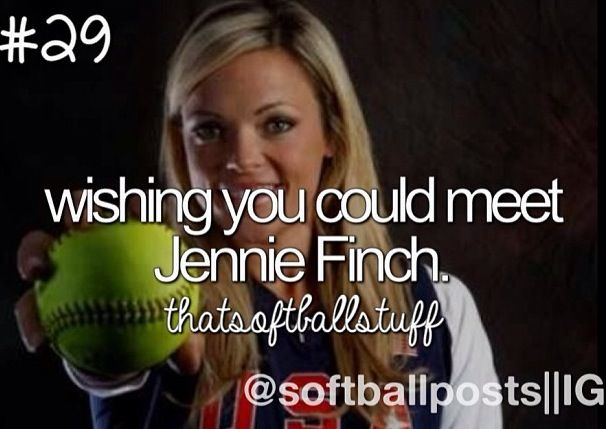 Or Danielle Lawrie. Or Kailani Rickets. Or Jackie Traina. Or Ellen Renfroe.