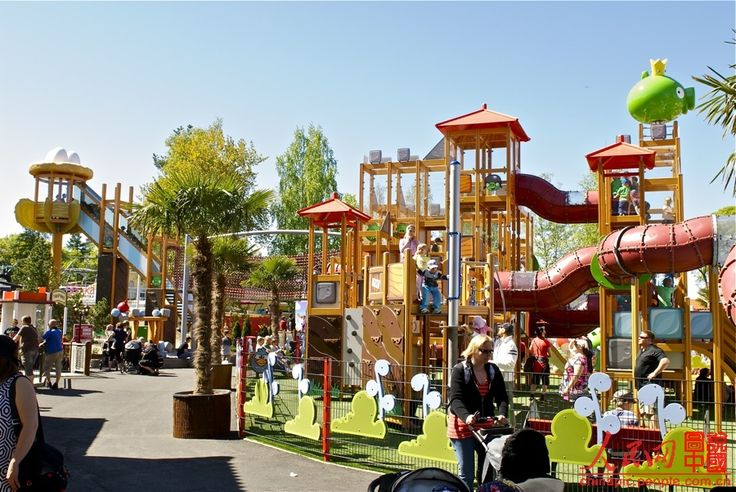 The Angry Birds Land was opened to the public in Sarkanniemi Adventure Park, Tampere, Finland on April 28, 2012. The 'Angry Birds' game deve...