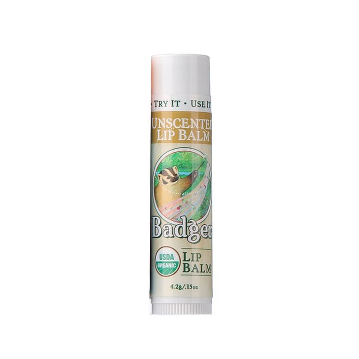 Badger Balm Lip Care Stick 4.2g 0023040 Elegant  refreshing sticks. They make a great lip balm, and the can be used to refresh dry skin anywhere on the body. Featuring Aloe Vera and CO2 Extracts of Seabuckthorn Berry and Rose Hip, this is  http://www.MightGet.com/may-2017-1/badger-balm-lip-care-stick-4-2g-0023040.asp