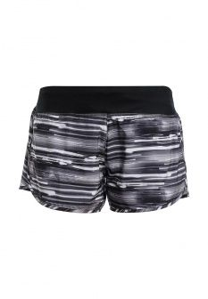 Шорты спортивные Nike, цвет: серый. Артикул: NI464EWEYE74. Женская одежда