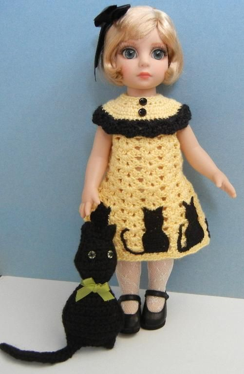 Free Knitting Patterns For Tonner Dolls : 1000+ images about Dolls - clothes on Pinterest Doll ...