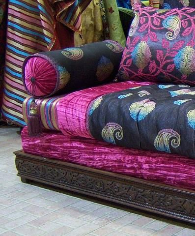 259 Best Images About Bohemian Sofas On Pinterest