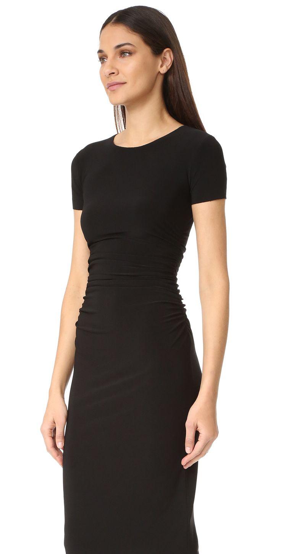 Norma Kamali Kamali Kulture Shirred Dress | SHOPBOP SAVE UP TO 25% Use Code: EOTS17