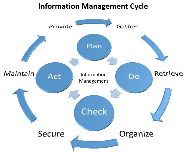 Information Management Business Strategy Records