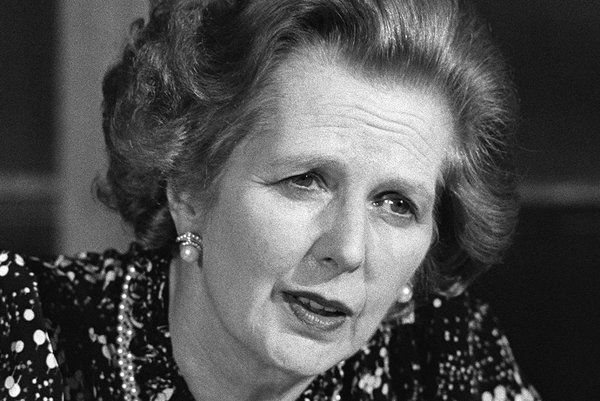 Margaret Thatcher, 'Iron Lady' Who Set Britain on New Course, Dies at 87 - NYTimes.com