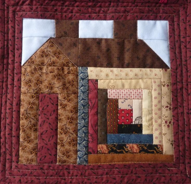 203 best images about quilt blocks on Pinterest Quilt, Quilt block patterns and Log cabin quilts