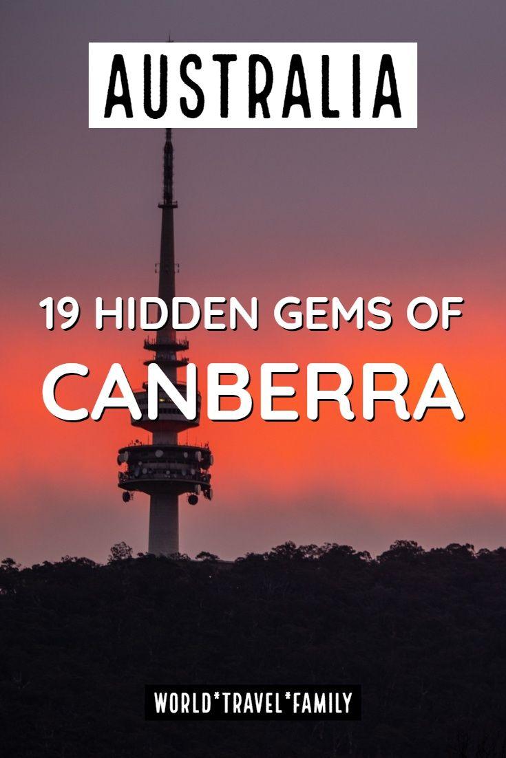 19 Hidden Gems of Canberra