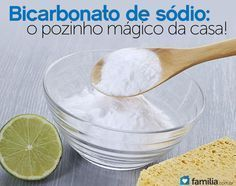 Descubra as maravilhas que você pode realizar com um simples bicarbonato de sódio.