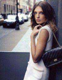 Chanel Reissue 225 Flap Bag Size  #chanel #handbags