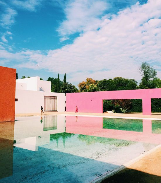 Design Love Fest | TRAVELING TO MEXICO CITY | Luis Barragan Houses