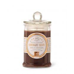 Bougie parfumée bonbonnière 30h chocolat chaud
