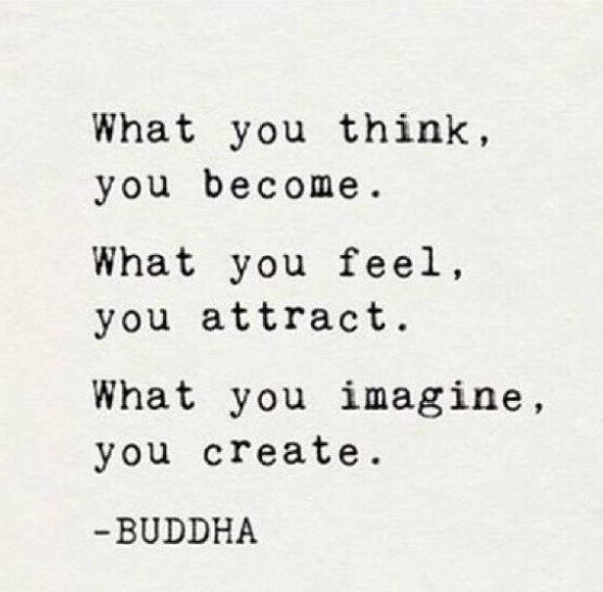 This is so true. its so so so hard to get off that cycle. The more scred you are the more negativity you attract. All it taKes is one good thought to get that wheel turned the opposite direction & your golden!