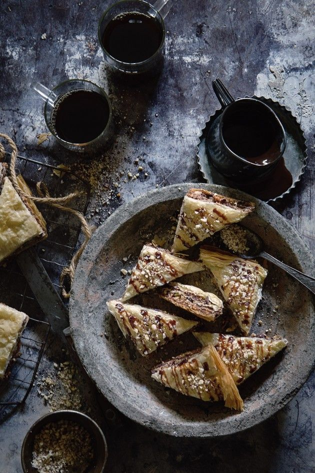Chocolate Baklava | Bakers Royale