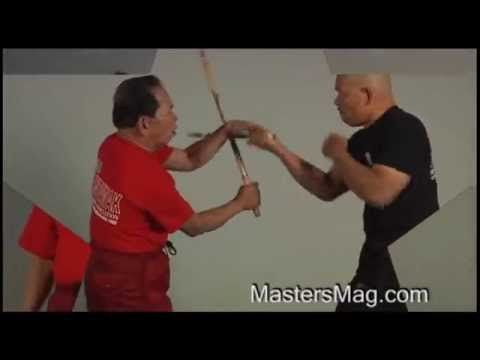 Must See! Eskrima Stick Fighting Techniques - YouTube