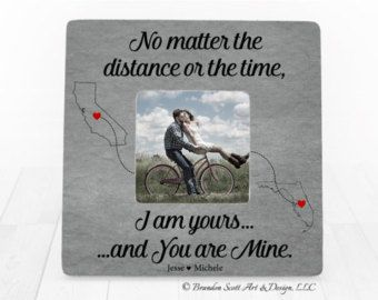 Long Distance Relationship Personalized Picture by BrandonScottAD