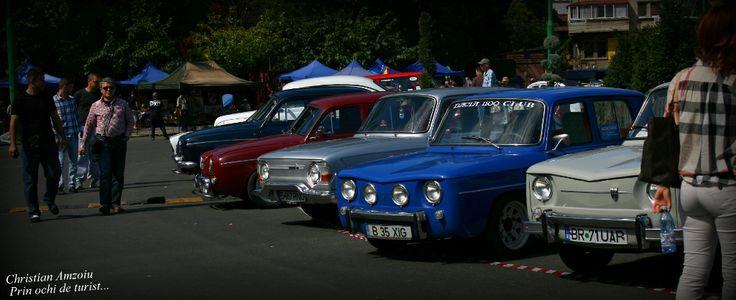 Classical cars convention in Bucharest. http://prinochideturist.wordpress.com/2013/09/15/masini-clasice-din-alta-era-classic-cars-of-a-different-era/, who legend says founded the city of Bucharest... http://prinochideturist.wordpress.com/2013/09/18/biserica-bucur-si-legenda-bucurestiului/