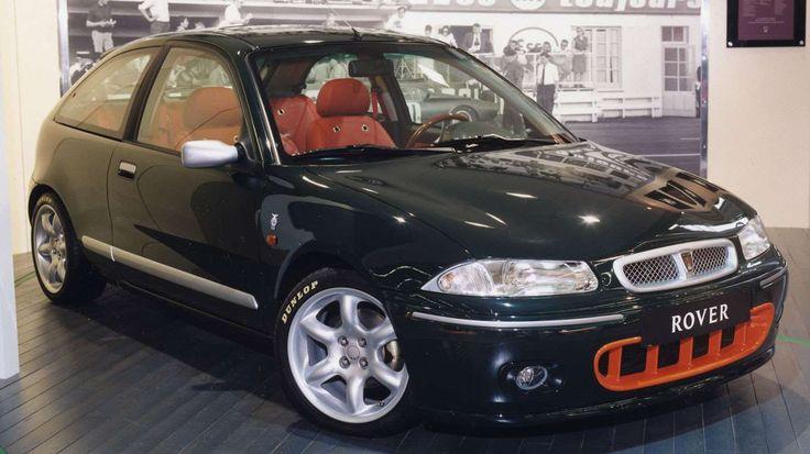 Rover 200 BRM (1998 - 1999) - Rover