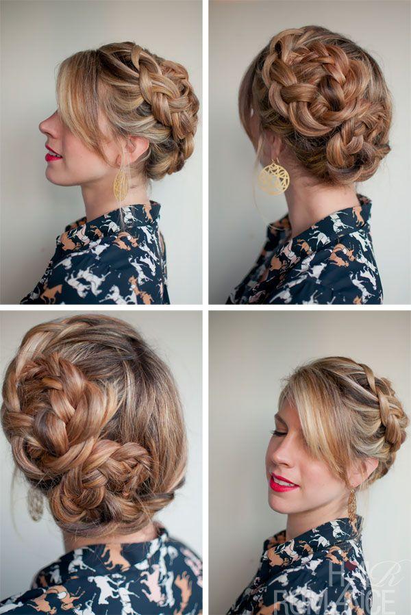 Hair Romance - 30 braids 30 days - 6 - double dutch