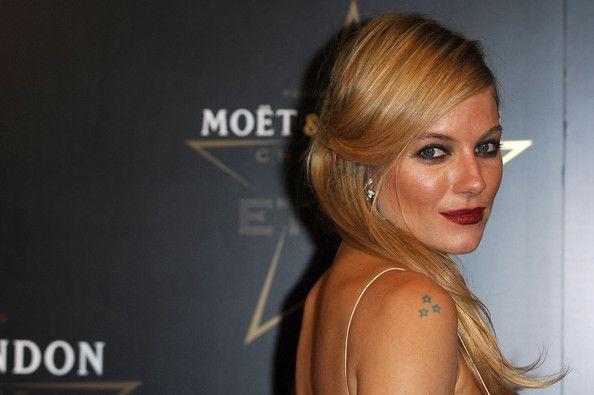 Sienna Miller - Moet & Chandon Etoile Award - Gala Ceremony