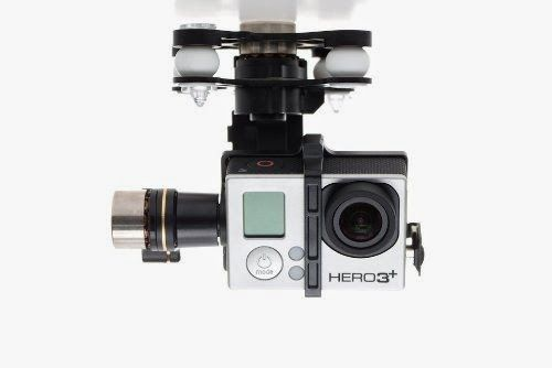 DJI Zenmuse H3-3D 3 Axis High Performance Gimbal for GoPro Hero3/Hero3+ Big Discount - Best Releases PRO