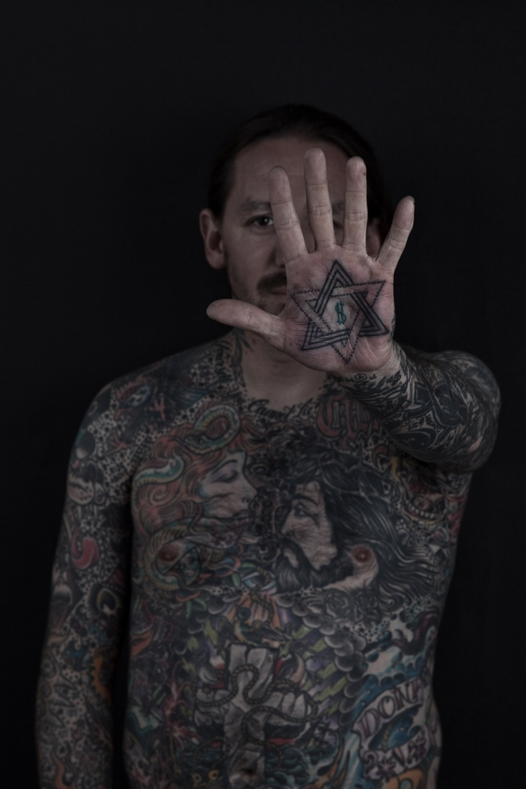 Oliver Peck Tattoos Gallery 17 Best images about P...
