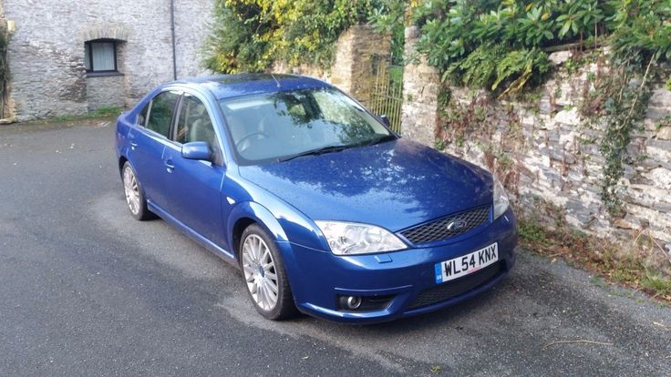 Looking for a ford mondeo st220 2005? This one is on eBay.