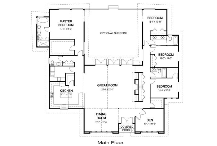 19 Best Images About Floor Plans On Pinterest House