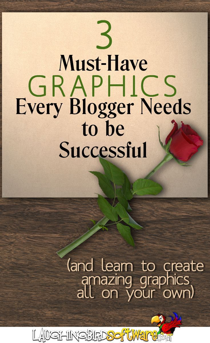 Graphics for Bloggers: Learn how to easily create amazing graphic designs for blogging and marketing. Professionally designed templates let you make graphics in minutes, every day at any time.