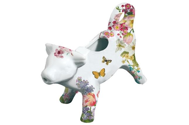 www.gifthaus.co.za Vintage Cow Creamer