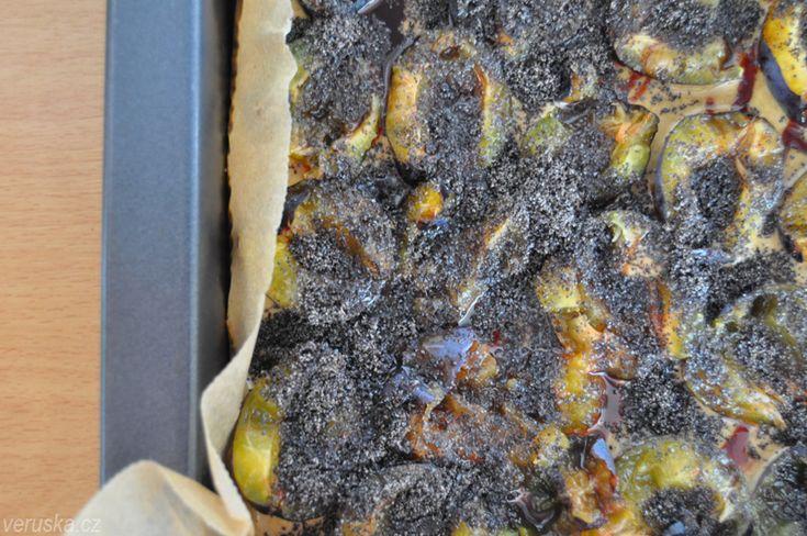 Švestkový koláč Dity P.