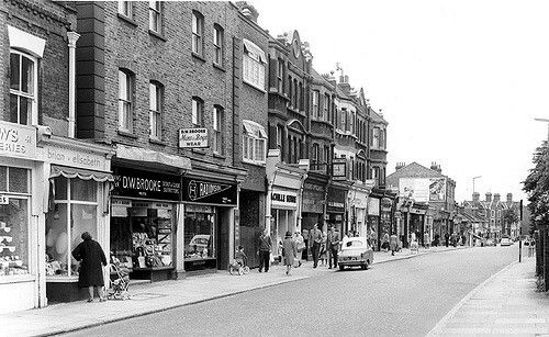 Dartmouth Road, Forest Hill