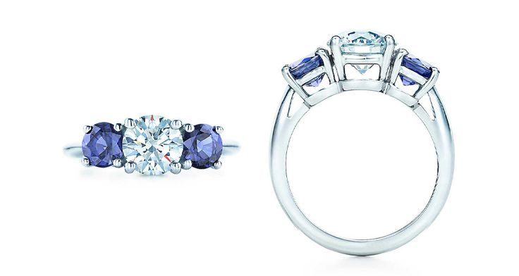 Verlobungsring Tiffany / Engagement Ring