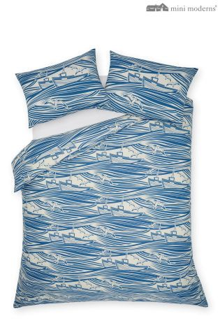 Buy Mini Moderns® Whitby Duvet Cover from the Next UK online shop