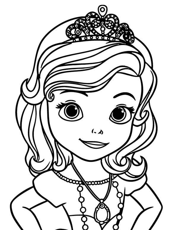 30 Coloriage Princesse Sofia Elegant