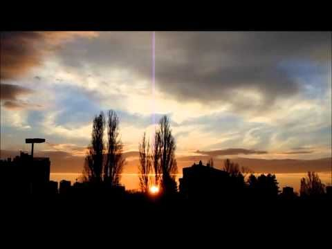 Sunrise on Christmas morning in Zagreb, Croatia - YouTube