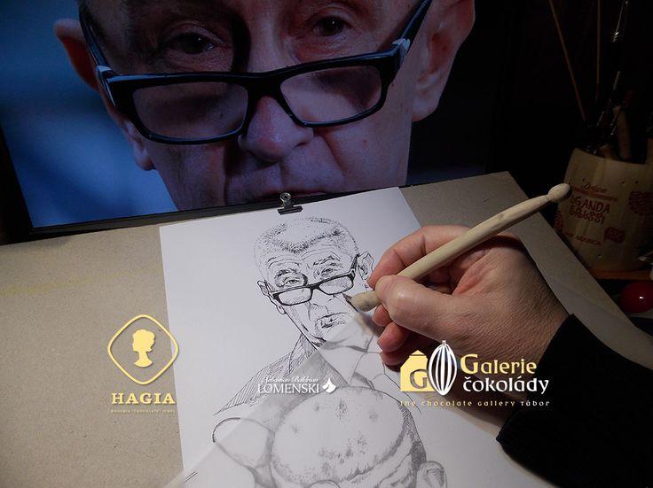 Kreslím Babiše Sorryjako Všichnikradnú
