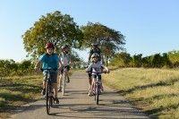 Burgenland je ideální pro rodinnou cykloturistiku © Burgenland Tourismus...