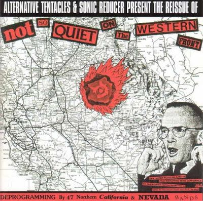 SAM-COMICS: Dead Kennedys - Not So Quiet on the Western Front ...