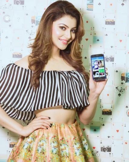 Urvashi Rautela Launched the Fashion App of Archana Kochhar