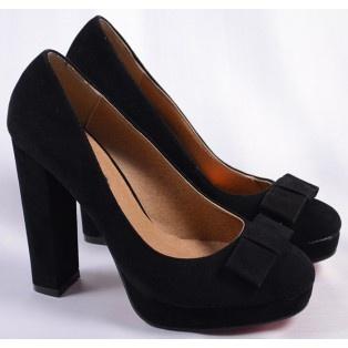 Pantofi de Dama Best Duo Black