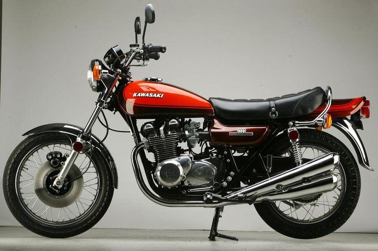 """40 Jahre """"Wucht in Tüten"""": Kawasaki 900 Z1"""