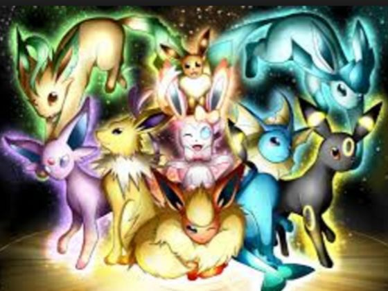What Eeveelution are you?
