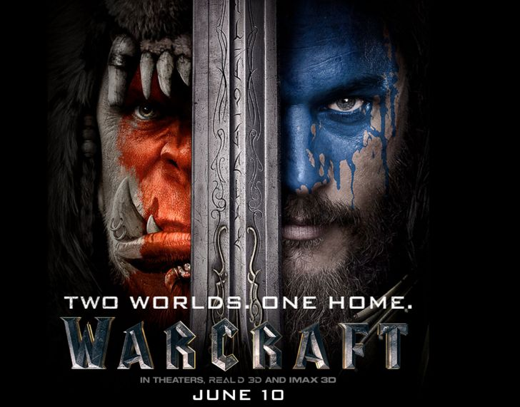 Warcraft movie date