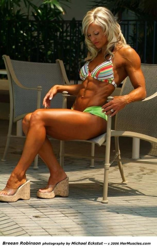 Ripped and fit. Weight Training For Women Over 40. You are ...