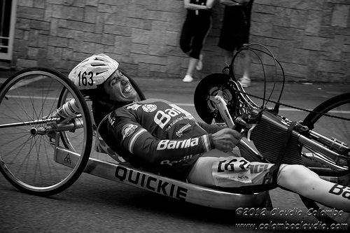 Giro d'Italia Handbike 2012 - Tappa di Olgiate Olona