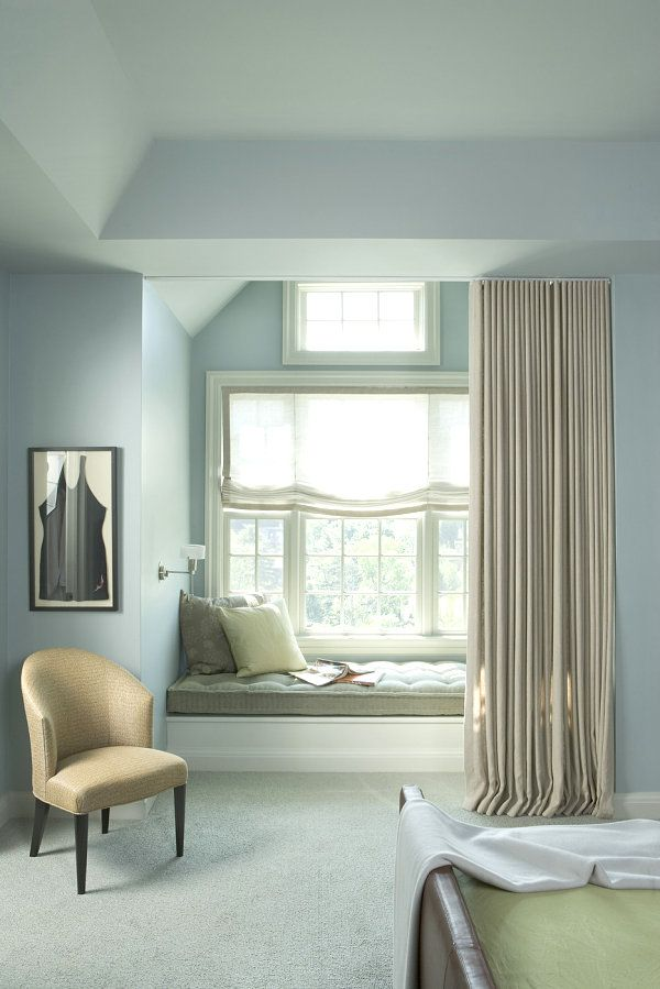 1000 ideas about window seat curtains on pinterest bay