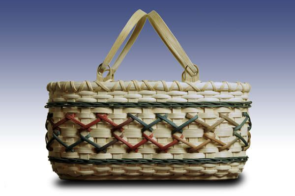 Wood Basket Weaving Supplies : Wooden bases patterns and kits for weavers basket