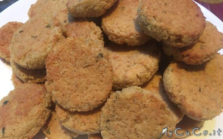 Falafel al forno con il CuCo