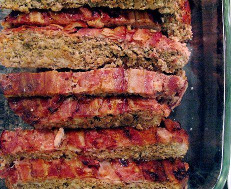 Seriously Tasty Paleo Meatloaf #Paleo #Recipe #food