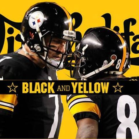 """Big Ben"" Roethlisberger/Antonio Brown"
